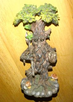 Nemesis Now Tree Figure with staff and orb  #rozasebay #ebay #ebayuk