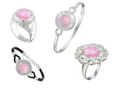 KJP180 Bubble Gum in assorted Kameleon Jewelry whatagemjewelry.com
