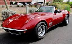 Corvette C3, Chevrolet Corvette, Chevy, Fancy Cars, Cool Cars, American Dream Cars, Little Red Corvette, Zoom Zoom, My Dream Car