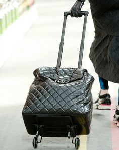 7 Products You Can Get From The Chanel Supermarket: Chanel Shopping Carts  #bags