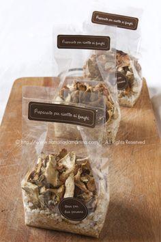 Idea per regalini di Natale #3: preparato per risotto ai funghi homemade © - Trattoria da Martina - cucina tradizionale, regionale ed etnica