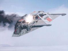 Rebel Snowspeeder