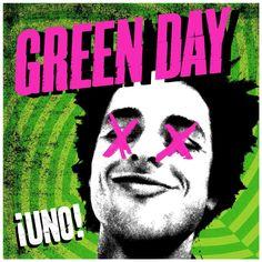album cover art: green day - ¡uno! [2012]