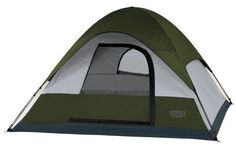 Wenzel Pinon Sport 7-by 7-Foot Three-Person Dome Tent at http://suliaszone.com/wenzel-pinon-sport-7-by-7-foot-three-person-dome-tent/