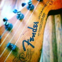 My '62 Jazzmaster
