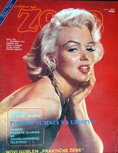 Zena 1975 Yugoslavia (Serbia-Montenegro) Marilyn Monroe