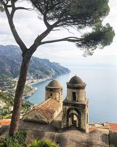 Amalfi Coast - Italy  #ItalyVacation