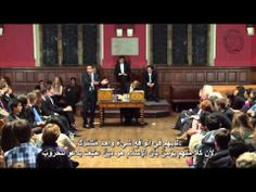 Mehdi Hasan | Islam Is A Peaceful Religion | Oxford Union - YouTube