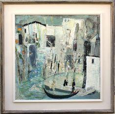 """""""Venice Journey"""" oil on board cm Venice, Journey, Paintings, Oil, Board, Paint, Venice Italy, Painting Art, The Journey"""