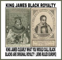 King James I of England, who authorized the translation of the now famous King James Bible, was considered by many to be one of the greatest, if not the greatest, monarchs that England has ever seen. Through his wisdom and determination he united the. King James Of England, King James I, King David, Black History Books, Black History Facts, King James Bible History, Blacks In The Bible, Black Hebrew Israelites, Black Royalty