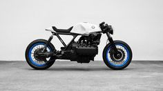 BMW K100 Cafe Racer by Impuls: http://bikebrewers.com/bmw-k100-cafe-racer-impuls/
