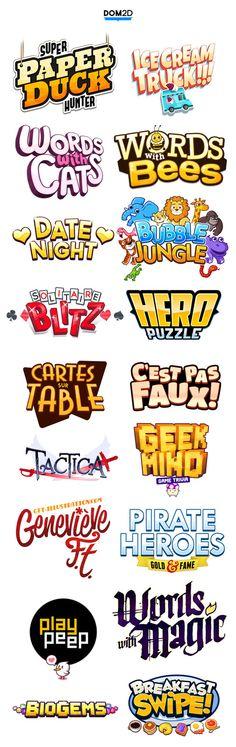 Lots of Logos — Dom2...