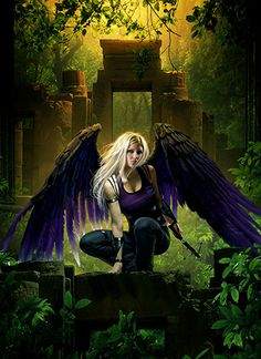 Archangel's Consort ~ Nalini Singh