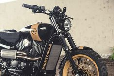 Street to Dirt: a Harley-Davidson Street 750 scrambler by Analog Motorcycles. #harleydavidsonstreet750custom