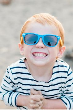 """""""Unbreakable"""" Kid Sunglasses - Blue and Yellow Toddler Boy Fashion, Toddler Girl Style, Toddler Boy Outfits, Toddler Girls, Stylish Clothes For Girls, Stylish Boys, Girl With Sunglasses, Kids Sunglasses, Kids Glasses Frames"""