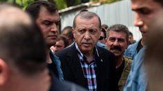 """""""Ein Rätsel, warum sie nicht schossen"""": F16-Kampfjets hatten Erdogan im Visier"""