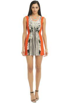 EMMA COOK Metamorphosis Dress rent the runway with Beyonce!!!!