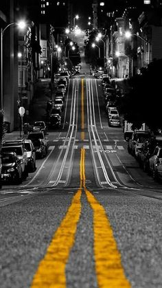 New Black And White Photography City Color Splash Pictures Ideas