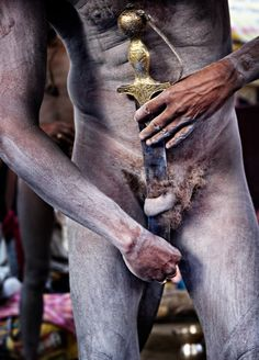 They Are Naga Sadhus Who Dont Care About His Body Spiritual Practices