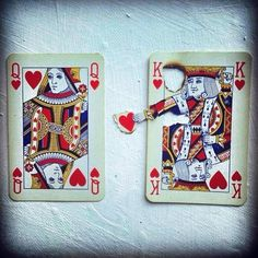 """DIY CRAFT IDEA: This would make a cute """"I'm Sorry"""" gift... :) http://1111now.com/king-of-hearts/"""