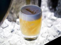Happy Hour: Autumn whiskey sour