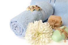 Miękkie i pachnące ręczniki