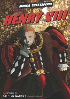manga shakespeare henry viii by patrick warren httpwwwamazon - I Luv Halloween Manga