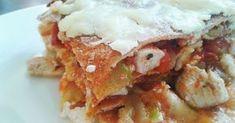 Toto jedlo je výdatné, plné proteínov a úžasne chutné. Ak milujete lasagne tak ako ja, určite vyskúšajte aj túto fit verziu, ktorá má o... Tacos, Low Carb, Mexican, Fitness, Meat, Chicken, Ethnic Recipes, Food, Lasagna