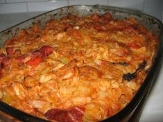 Vegetable Casserole, Hungarian Recipes, Cooking Recipes, Healthy Recipes, Macaroni And Cheese, Main Dishes, Food And Drink, Appetizers, Meals