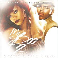 MY BOO 2 - CHRIS BROWN & RIHANNA CD DJ Smooth Denali - Final Sale