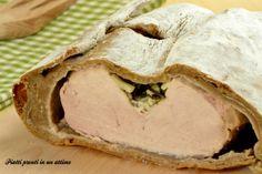 L'arista in crosta di pane è un secondo piatto estremamente gustoso e saporito che potrete portare in tavola per allietare una cena con amici o con parenti. La ricetta qui: http://blog.giallozafferano.it/piattiprontiinunattimo/arista-in-crosta-di-pane/