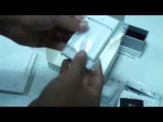 Điện thoại Optimus VU2- Đập hộp chiếc điện thoại  vu 2 - xách tay hàn qu...