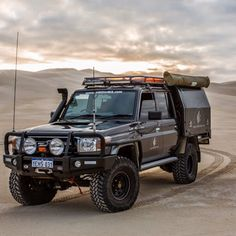 Nissan patrol with dreamer led light bar ledoffroadlights dual cab cruiser great set up mozeypictures Image collections