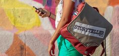 Storyteller - Full Set Backpack -interchangeable – Make a Point bags Celebrity Outfits, Celebrity Style, Designer Anarkali, Young Professional, Naomi Campbell, Trendy Colors, Full Set, You Bag, Outdoor Activities