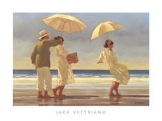 The Picnic Party II  Jack Vettriano