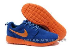 http://www.nikejordanclub.com/nike-roshe-run-suede-mens-blue-marine-orange-shoes-f4xnd.html NIKE ROSHE RUN SUEDE MENS BLUE MARINE ORANGE SHOES F4XND Only $72.00 , Free Shipping!