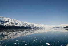 El #glaciar #Harvard en #Alaska