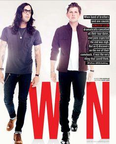 Q Magazine, comes out next Tuesday (source KOL Fan Blog)