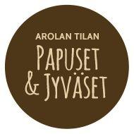 Papuset & Jyväset -tuotteet tulevat Arolan tilalta Pornaisista. Tilallamme tuotamme erilaisia palkokasveja ja viljoja sydämellä ja luonnonmukaisilla viljelymenetelmillä.