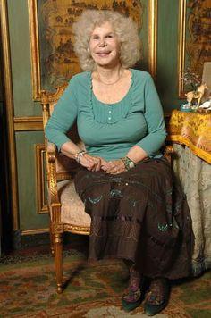 Cayetana Fitz-James Stuart, Duchess of Alba celebrates her 87th birthday on 28 March 2013