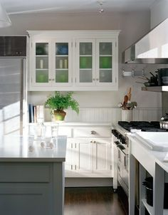 Sawyer Berson East Hampton Kitchen