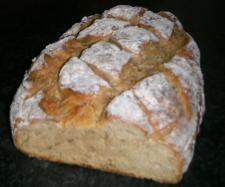 Rezept Kartoffelbrot schön saftig von Bukowski - Rezept der Kategorie Brot & Brötchen