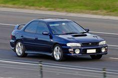Subaru Impreza GT (1992-2000)