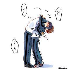 Hinata, Haikyuu Kageyama, Kagehina, Haikyuu Anime, Anime Art Girl, Anime Guys, Baby Crows, Kawaii Chan, Bakugou Manga
