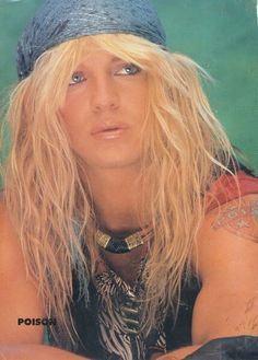 Bret 1988.... Pretty!