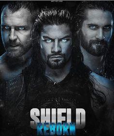 Image may contain: 3 people, beard and text Roman Reigns Logo, Wwe Roman Reigns, Wrestling Stars, Wrestling Wwe, Wwe Fanfiction, Roman Regins, Wwe Superstar Roman Reigns, The Shield Wwe, Pokemon