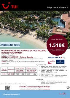 ¡Los mejores precios! Oferta Isla Mauricio.Hotel Le Mauricia en TI. Precio final desde 1.518€ ultimo minuto - http://zocotours.com/los-mejores-precios-oferta-isla-mauricio-hotel-le-mauricia-en-ti-precio-final-desde-1-518e-ultimo-minuto/