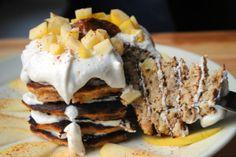 Healthy Apple Pie Pancakes {two ways!} /Terveen Hyvää