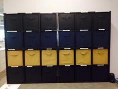 Department mailboxes