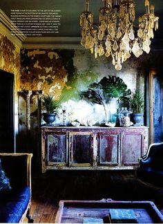 All sizes | moody Vogue Living Australia Debra Cronin Jul-Aug 10 pg 212 | Flickr - Photo Sharing!